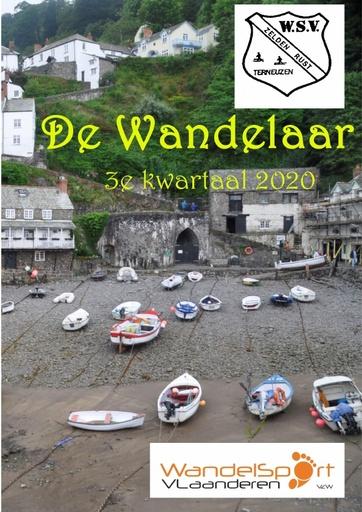 WSV ZR Wandelaar 3e kwartaal2020