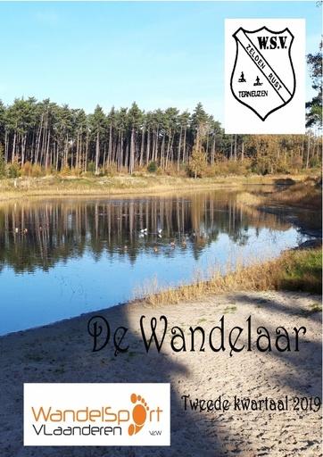WSV ZR Wandelaar 2e kwartaal 2019
