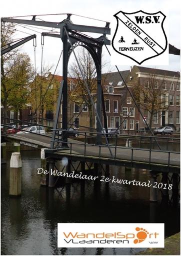 WSV ZR Wandelaar 2e kw 2018