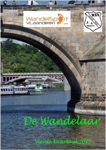 Wandelaar 4e kwartaal 2017