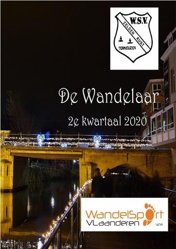 WSV ZR Wandelaar 2e kwartaal2020